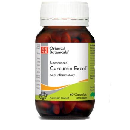 Oriental Botanical Curcumin Excel 60c