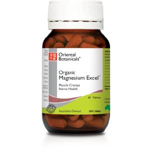 Oriental Botanical Magnesium Excel 60tab