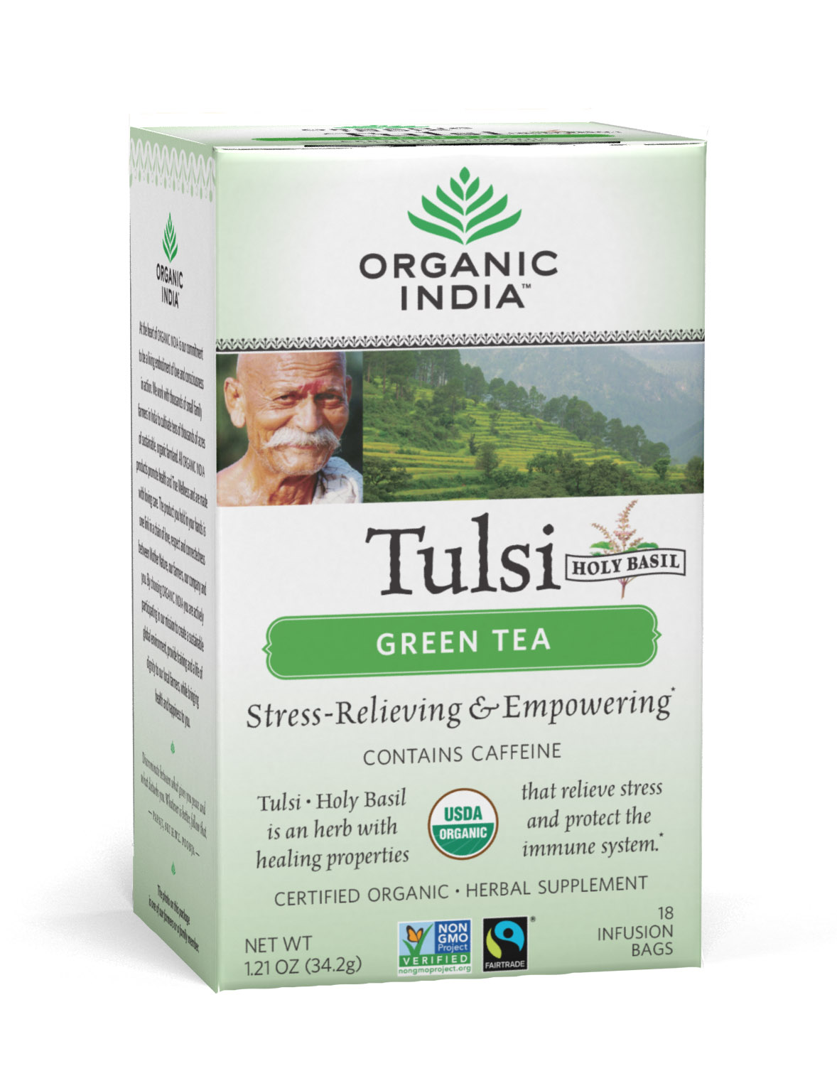 Tulsi Wellness Tea Bags 32g
