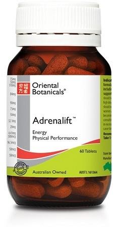Oriental Botanical Adrenalift 60t