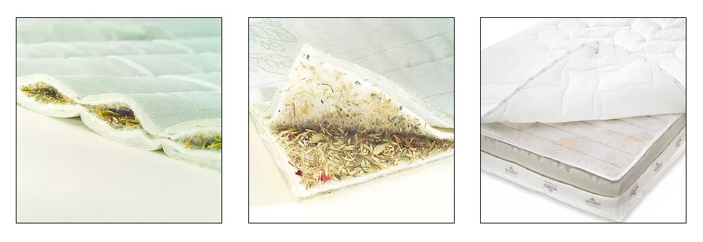 Wenatex Alpine Herbal Regeneration Inlay